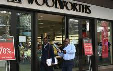 A young designer is accusing Woolworths of plagiarism. Picture: EWN.