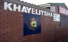 A 37-year-old policeman was shot in Khayelitsha last night while trying to arrest a suspect. Picture: Rafiq Wagiet/EWN