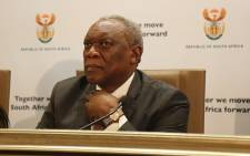 FILE: State Security Minister Siyabonga Cwele. Picture: Christa Eybers/EWN