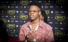 SA rapper Nasty C. Picture: Thomas Holder/EWN.