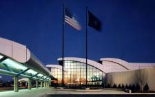FILE: The Bishop International Airport in Michigan. Picture: Facebook.