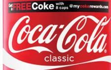 FILE: A Coca Cola beverage. Picture: Supplied