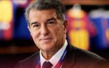 Joan Laporta has returned as Barcelona president. Picture: fcbarcelona.com/en