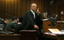 FILE: Prosecutor Gerrie Nel. Picture: Pool.