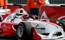 Formula One racing car. Picture: AFP