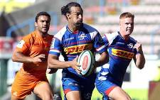 Dillyn Leyds in action for the Stormers. Picture: Twitter/@THESTORMERS