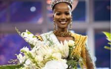 FILE: Reigning Miss South Africa Shudufhadzo Musida. Picture: Supplied
