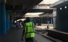Metrorail says new security measures implemented in 2018 have yielded results, with an arrested of over 300 people in the Western Cape. Picture: Kaylynn Palm/EWN