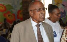 ANC stalwart Andrew Mlangeni at an event held by his foundation, the June & Andrew Mlangeni Foundation. Picture: June & Andrew Mlangeni Foundation