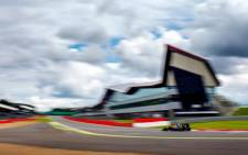 Silverstone and British Racing Drivers' Club formally triggered the break clause in its contract with Formula 1. Picture: Twitter/@McLarenF1