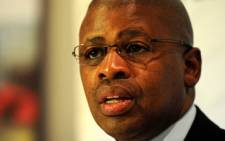Auditor-General Terence Nombembe. Picture: Werner Beukes/SAPA