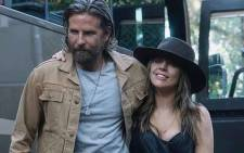 Lady Gaga and her co-star and director Cooper on the 'A Star Is Born' scene. Picture: @ladygaga/Instagram