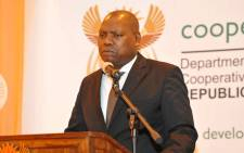 FILE: Health Minister Zweli Mkhize. Picture: @NationalCoGTA/Twitter.
