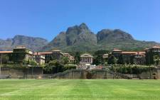 A general view of the University of Cape Town. Picture: Pixabay.com