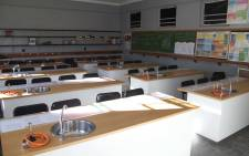 FILE: Sutherland High School in the Karoo can boast of having a fully equipped, state of the art science lab. Picture: EWN