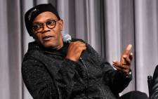 Actor Samuel L Jackson. Picture: AFP.