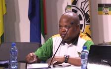FILE: ANCYL president Collen Maine. Picture: EWN