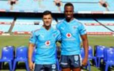 Embrose Papier (left) has been invited to a Springbok alignment camp. Picture: Facebook/Embrose Papier