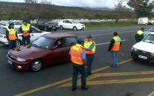 SAPS says officials have the right to search motorists who they believe look or act suspicious.