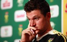 FILE: Former Proteas captain, Graeme Smith. Picture: EWN