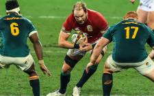 The Springboks lost to the British & Irish Lions in their first Test at the Cape Town Stadium on 24 July 2021. Picture: @Springboks/Twitter