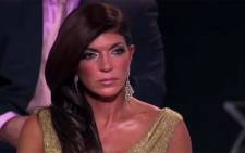 The real housewives of new jersey star, Teresa Giudice released from a connecticut prison after nearly a year behind bars. Picture: Screengrab/CNN