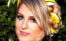 American singer Meghan Trainor. Picture: Facebook.com.