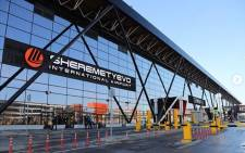 A screengrab of the Sheremetyevo International Airport.