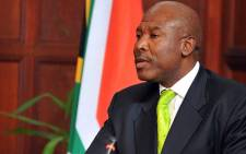 South African Reserve Bank governor Lesetja Kganyago. Picture: AFP.