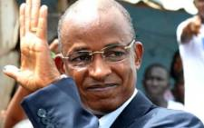 FILE: Guinea's main opposition leader Cellou Dalein Diallo. Picture: AFP