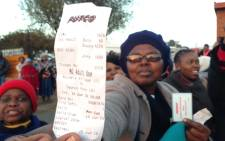 FILE: Passengers have been left stranded as the Autopax buses fail to show up in Mamelodi. Picture: Facebook.