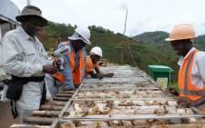 The Gakara rare earths project in Burundi. Picture: rainbowrareearths.com