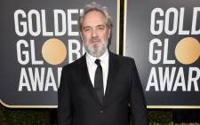 Director Sam Mendes attends the 77th Annual Golden Globe Awards at The Beverly Hilton Hotel on 5 January 2020 in Beverly Hills, California. Picture: AFP