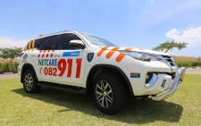 A Netcare 911 vehicle. Picture: @Netcare911_sa/Twitter