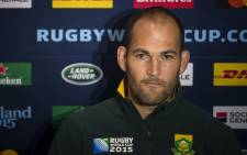 FILE: Springbok scrumhalf Fourie du Preez. Picture: AFP