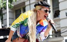 FILE: Lady Gaga in New York City. Picture: AFP