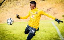 Kaizer Chiefs' newly signed goalkeeper Virgil Vries. Picture: Kaizerchiefs.com
