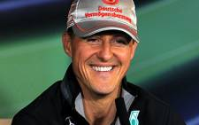 Michael Schumacher is looking forward to one of his favourite race weekends.
