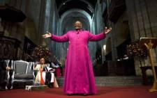 Archbishop Emeritus Desmond Tutu.Picture: EWN