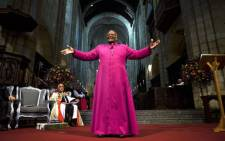 Archbishop Desmond Tutu. Picture: AFP