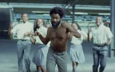 Screenshot from 'This is America' by Childish Gambino. Picture: Youtube.