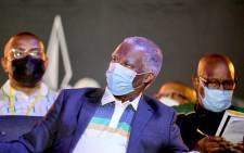 Former President Thabo Mbeki at the ANC manifesto launch in Tshwane on 27 September 2021. Picture: Fikile Mbalula/Facebook.