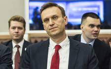 FILE: Alexei Navalny, Russian opposition leader, at Central Election Commission's session. Picture: Wikimedia Commons/Evgeny Feldman