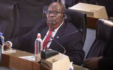 Former President Jacob Zuma at the state capture inquiry in Johannesburg on 17 November 2020. Picture: Abigail Javier/EWN