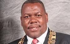 Matjhabeng Executive Mayor Councillor Nkosinjani Speelman. Picture: www.matjhabeng.fs.gov.za