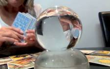 Wilna the psychic looked into her crystal ball for some predictions on what South Africa's future holds for 2013.Renee de Villiers/EWN
