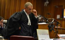 Gerrie Nel says a mental evaluation will provide insight into Pistorius's state of mind. Picture: Pool.