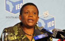 IEC Chairperson Pansy Tlakula said the recent elections in Kenya have shown what can happen when technology fails. Picture: GCIS
