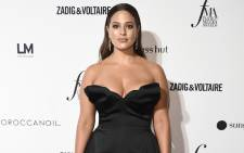 Ashley Graham at the Daily Front Row's Fashion Media Awards on 6 September 2018 in New York City. Picture: AFP.