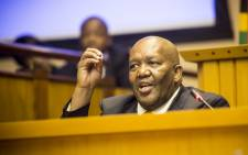 FILE: National Assembly Deputy Speaker Lechesa Tsenoli. Picture: Thomas Holder/EWN.
